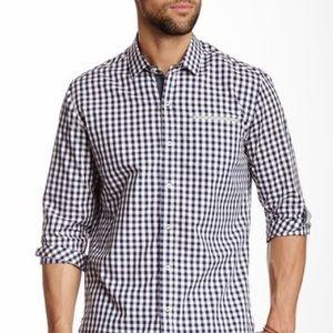 7 Diamonds Dress Shirt Mens XL